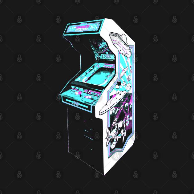 Xevious Retro Arcade Game