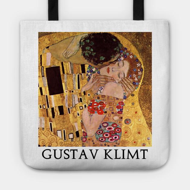 The Kiss by Gustav Klimt (1907 - 1908)