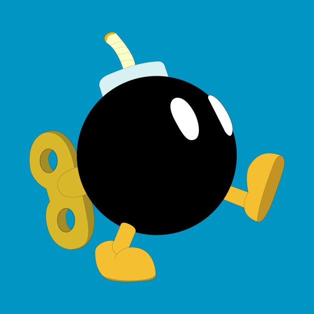 Super Mario Bob Omb