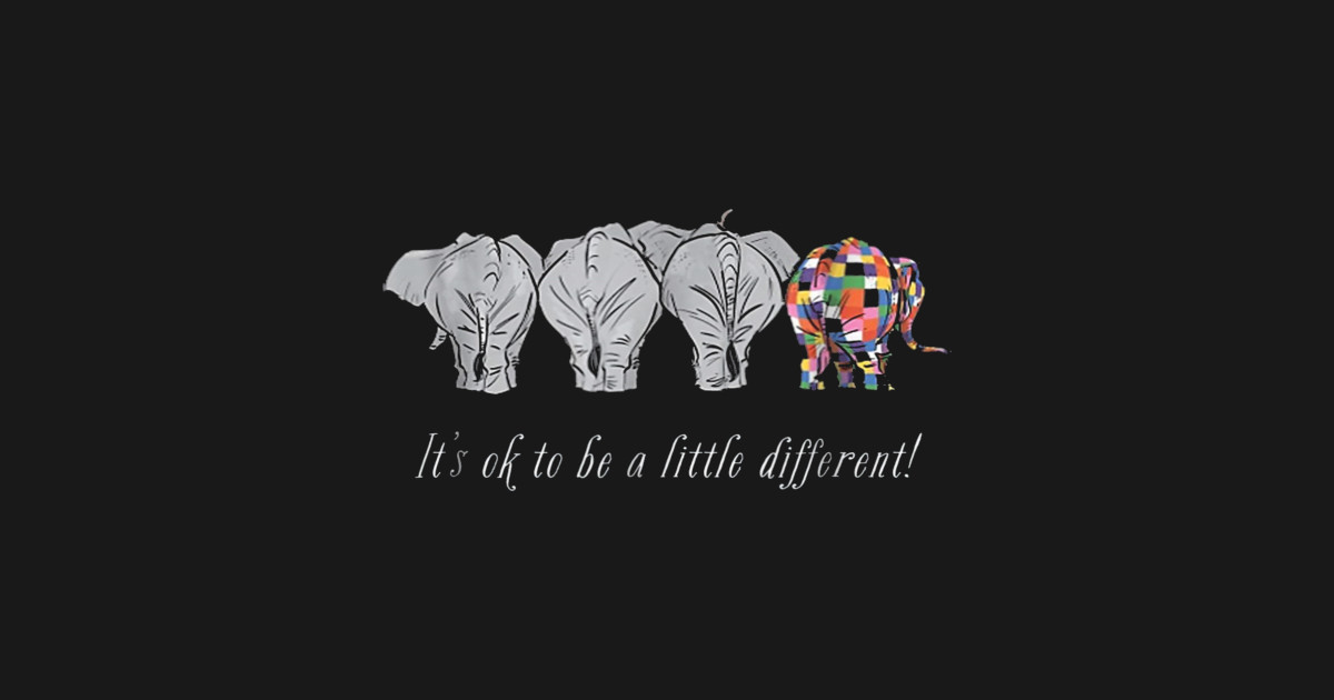 627aacded It s Ok To Be A Little Different Shirt Autism Awareness Tee - Its Ok ...