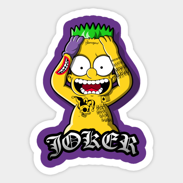 Babart Sticker