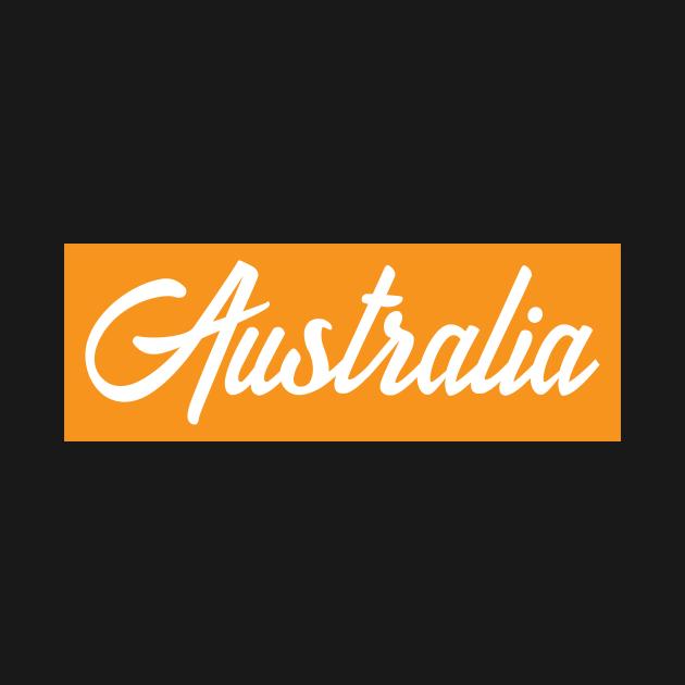 Australia Australian