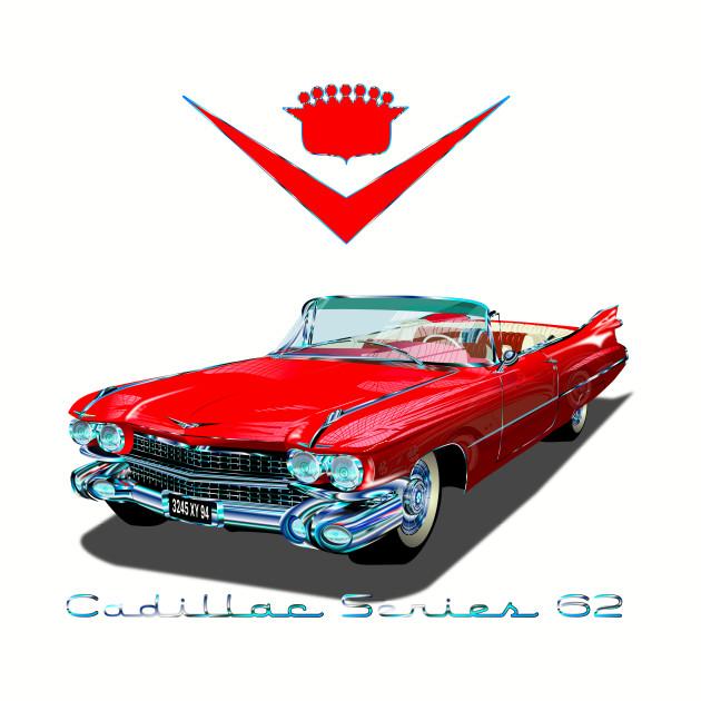 CADILLAC SERIES 62 - 1959