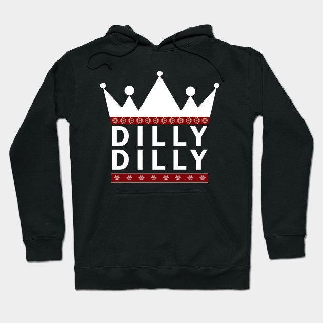 Crown Dilly Dilly Christmas Editon