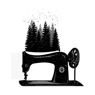 bd859012 Sewing Machine T-Shirts | TeePublic