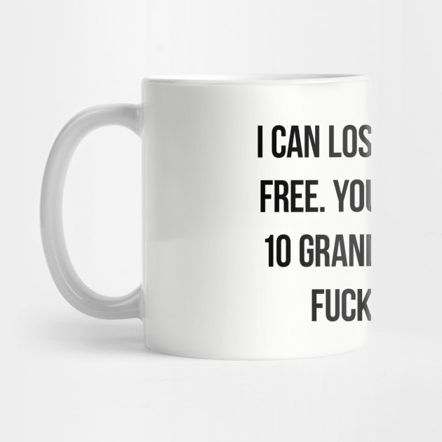 i can lose weight for you need about grand to fix your