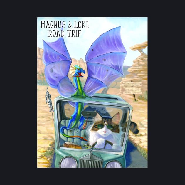 Magnus & Loki: Road Trip