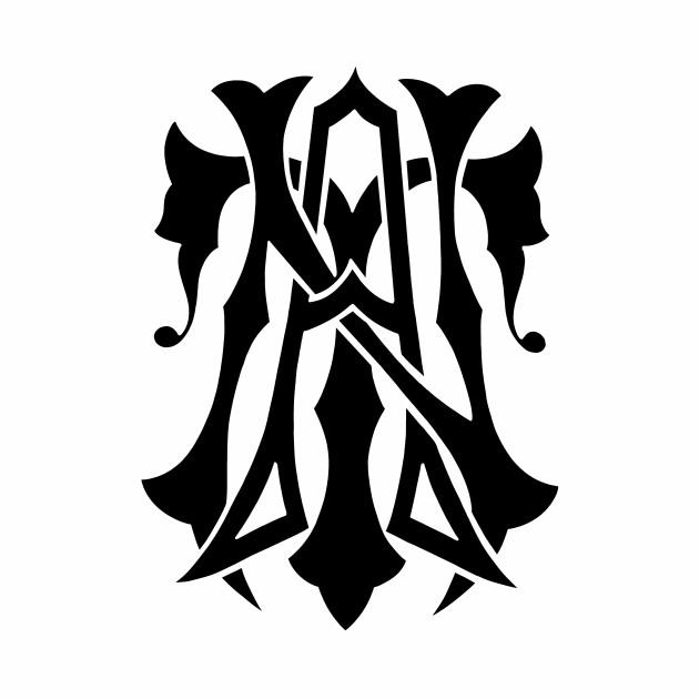 Naked Art Tattoos monogram