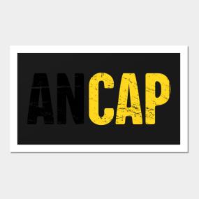 b1d5ceccb Anarcho Capitalism Posters and Art Prints | TeePublic