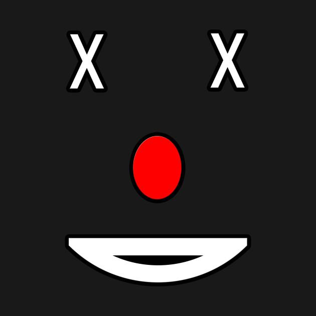 Clownface Emoji Design
