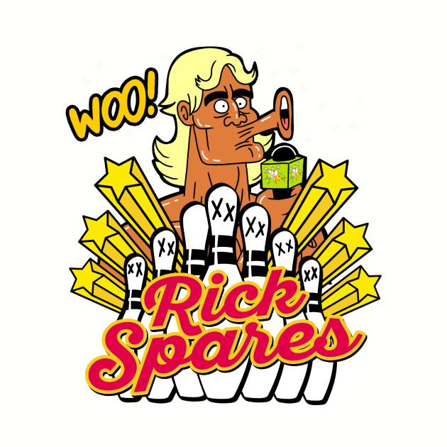 rick spares bowling team
