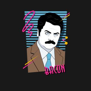 Retro Swanson t-shirts