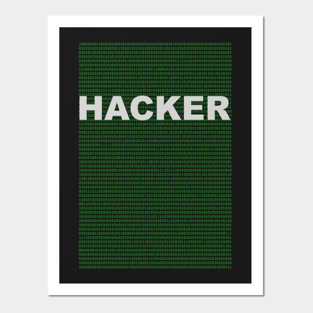 COMPUTER GEEK HACKER LIMITED EDITION - Fun - Wall Art   TeePublic