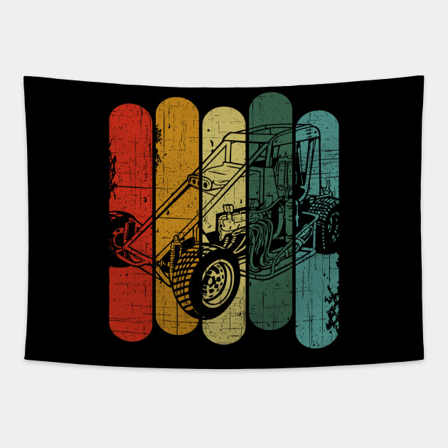 Sprint Car Retro Racing