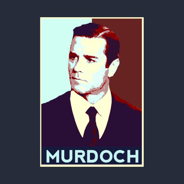 Detective William Murdoch Pop Art