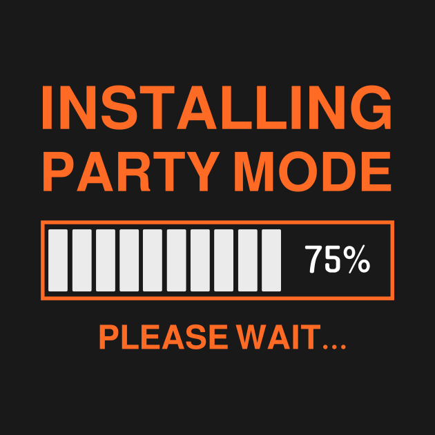 INSTALLING PARTY MODE