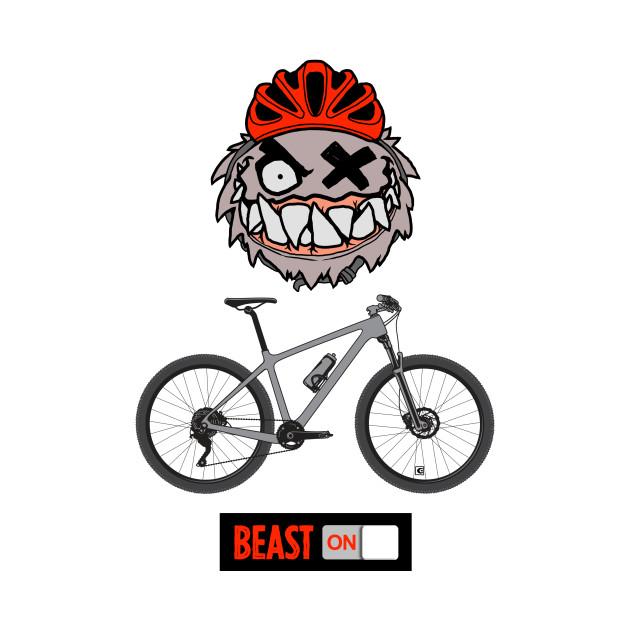 """MTB Beast """"ON"""""""