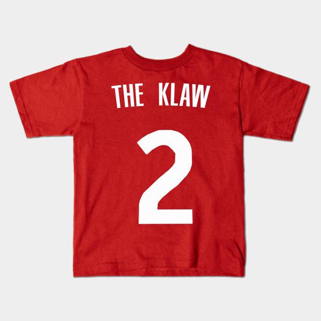 buy popular 3017a 1e954 Kawhi Leonard 'The Klaw' Nickname Jersey - Toronto Raptors