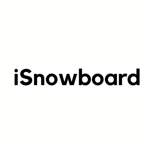 iSnowboard