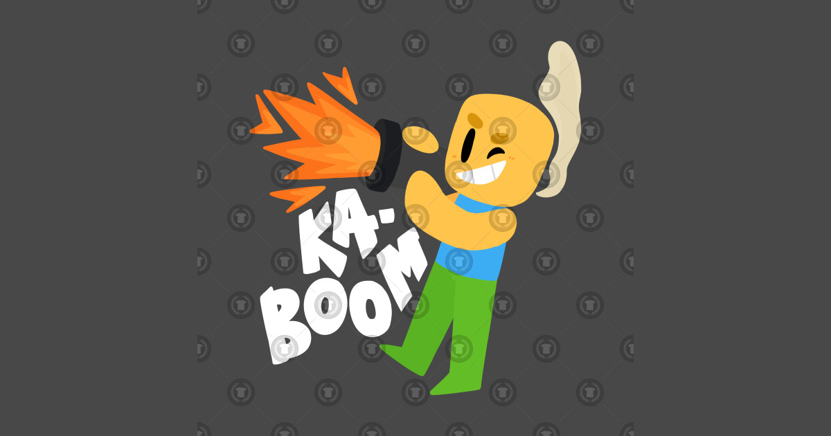 kaboom roblox inspired animated blocky character noob t