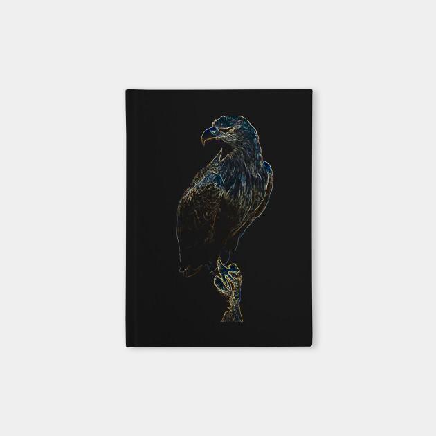 Eagle colored