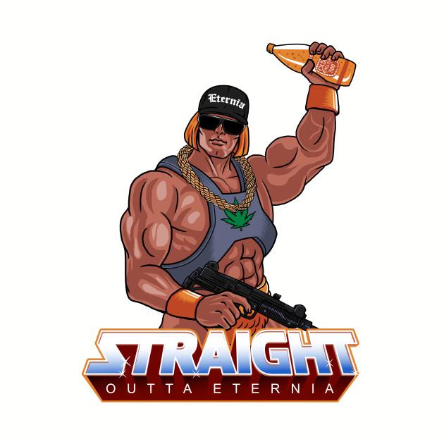 Straight Outta Eternia