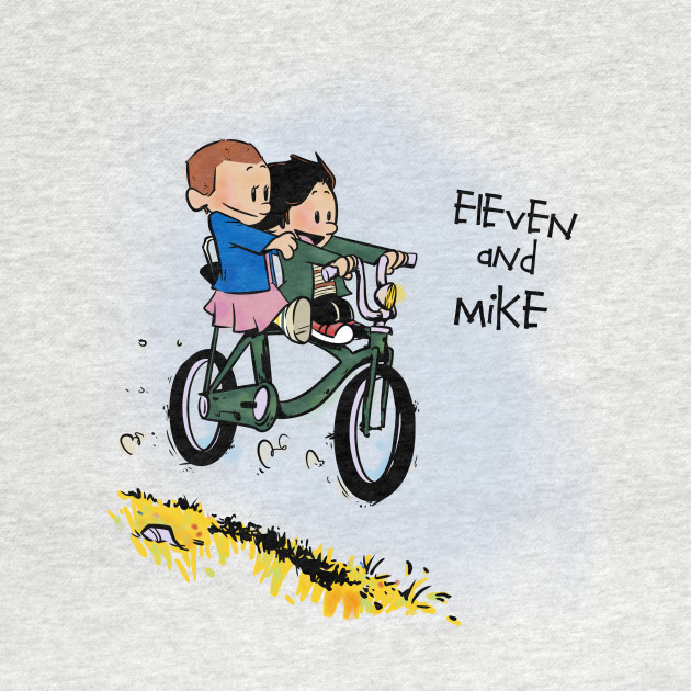 Eleven and Mike