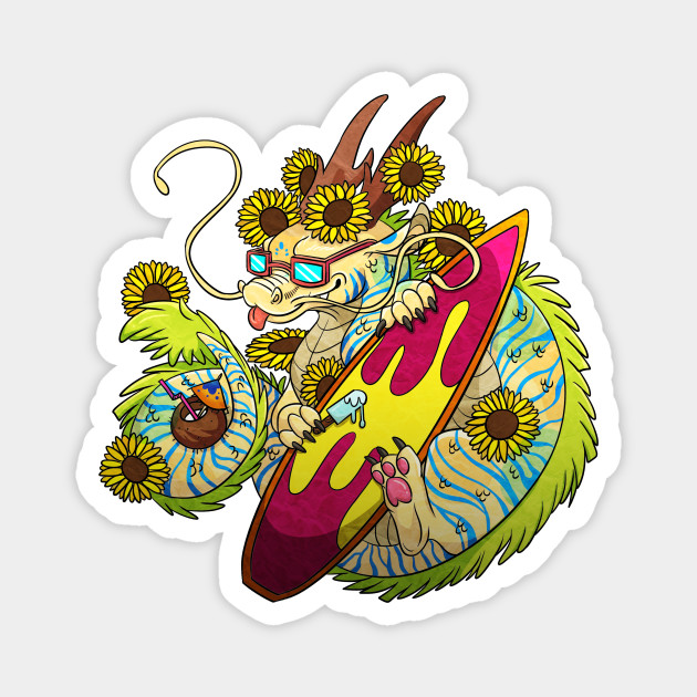 Summer Dragon