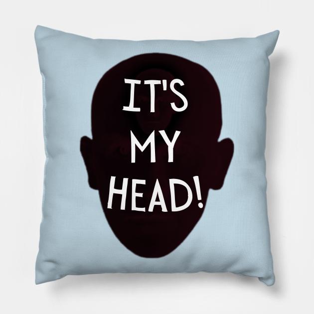 Being John Malkovich - It's My Head!