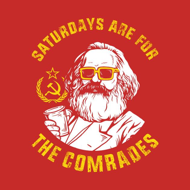 Saturdays Are For The Comrades