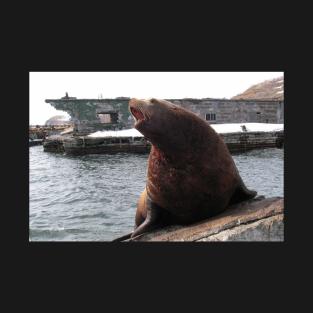 0bdd5986 Sea Lion T-Shirts | TeePublic