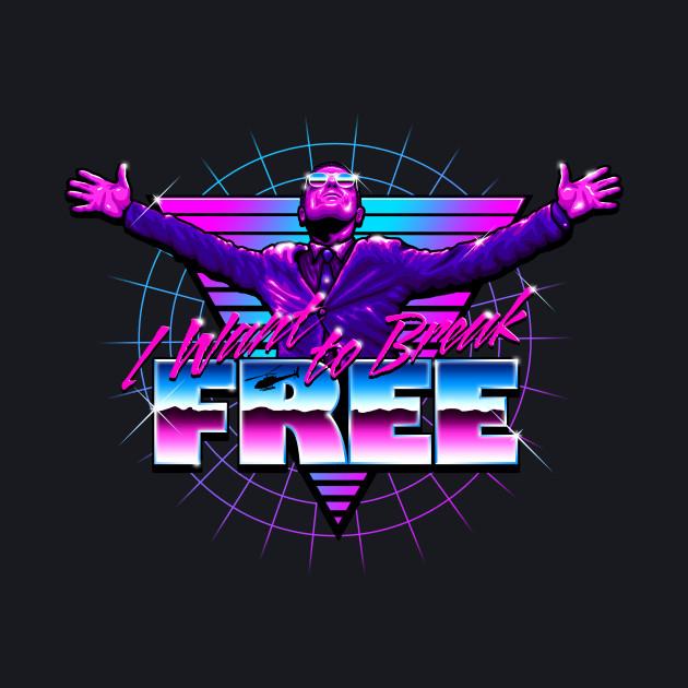 I Want to Break Free!