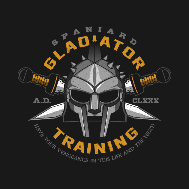 Spaniard Gladiator Training