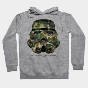 STH Camouflage Army hoodie