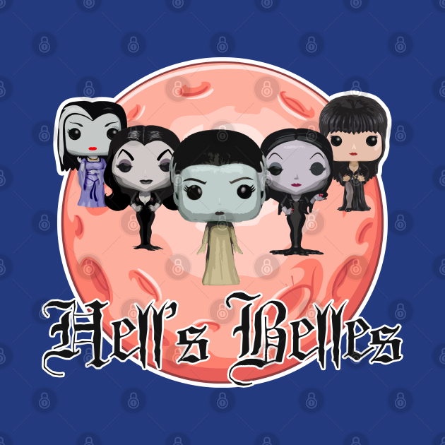 Hell's Belles (variant 2 of 3)