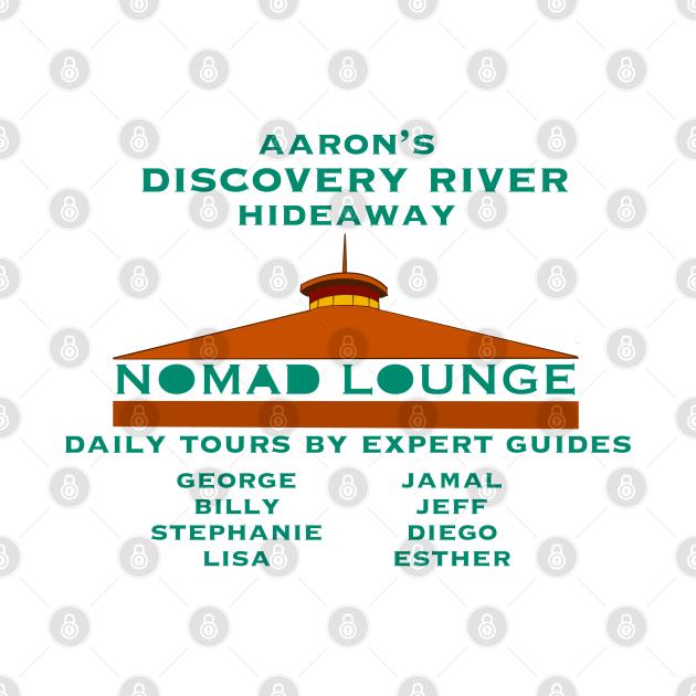 Tiddly bar tender nomad lounge