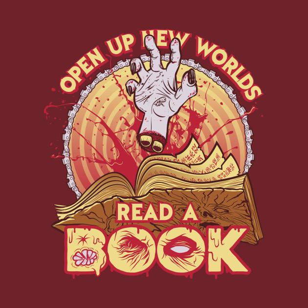 Read a Damn'd Book