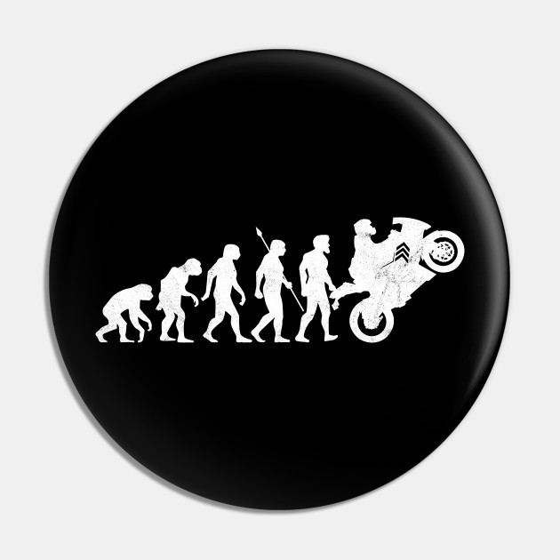 Evolution Biker