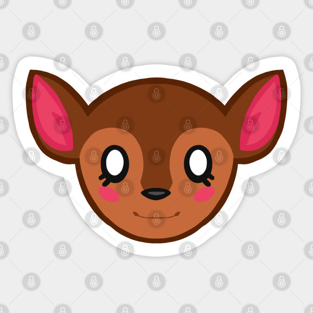 Fauna Animal Crossing Icon Fauna Sticker Teepublic
