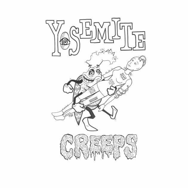 Yosemite Creeps - Bug and Mannequin