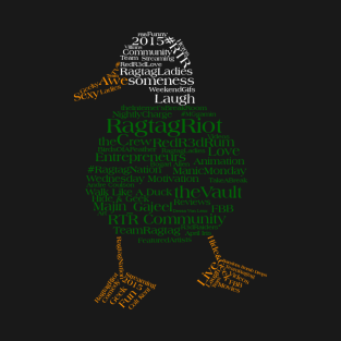RagtagRiot Duck WordCloud - 2015