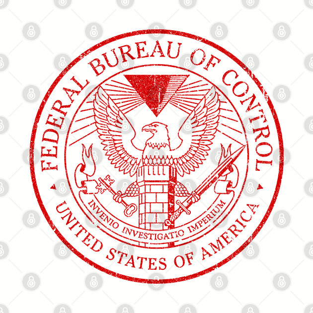 Federal Bureau of Control (Variant)