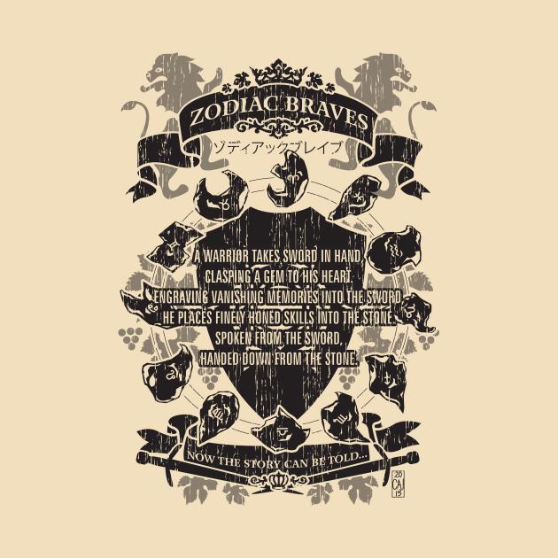 FF Tactics - Zodiac Braves