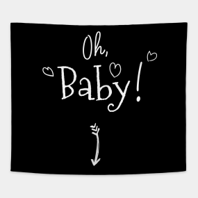 Funny Pregnancy Quote Tapestries Teepublic