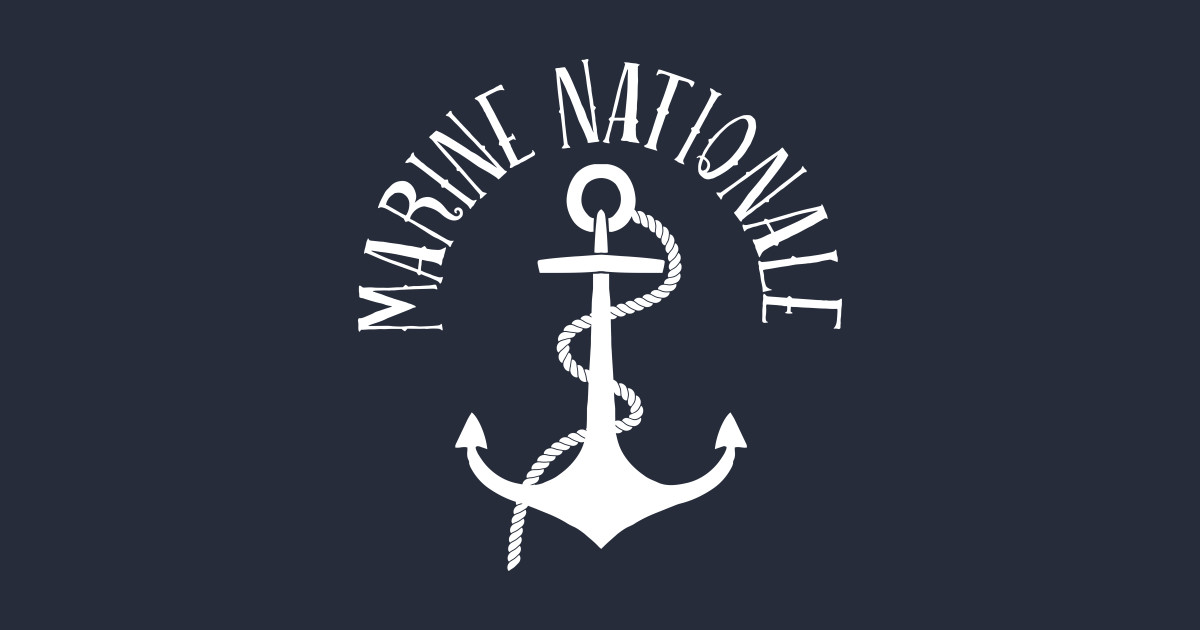 marine nationale marine nationale t shirt teepublic. Black Bedroom Furniture Sets. Home Design Ideas