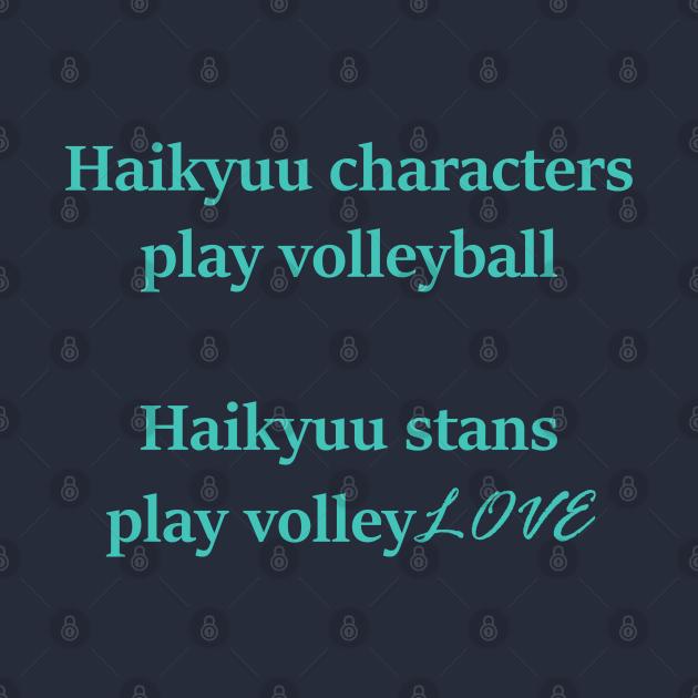 VolleyLOVE-Version 2 In Teal