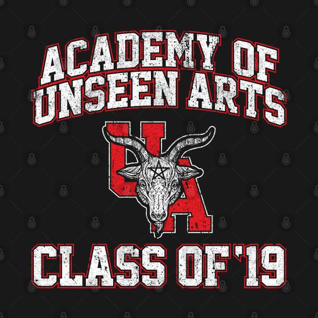 Academy of Unseen Arts Class of 19