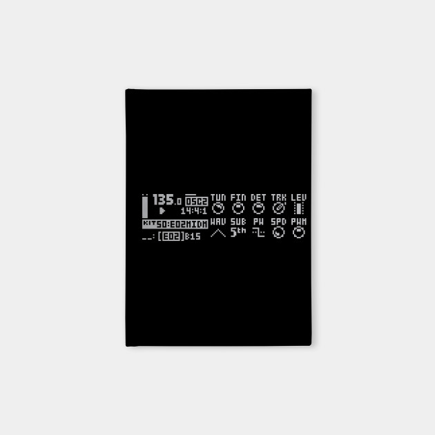 A4 Interface GRAY