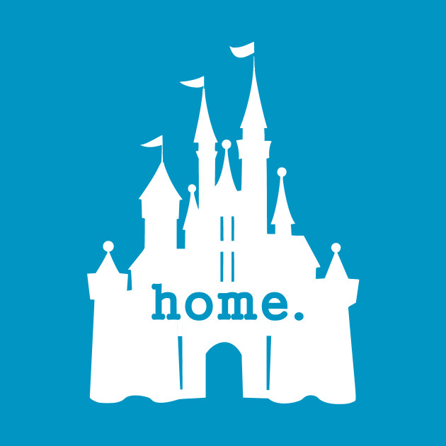 Cinderella Castle Home
