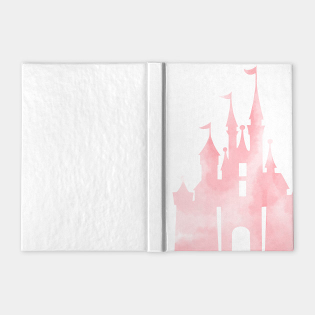 Watercolor castle, Disney world, Princess castle, watercolor house